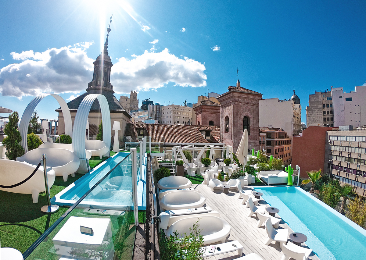 Top 5 Rooftops In Madrid Akommo